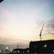 CDG:工事中の景色