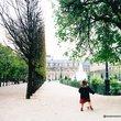 Le Palais Royal:パレ ロワイヤルの中庭