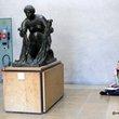 Musée d'Orsay:オルセーで美術の授業