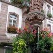Ribeauville:リボーヴィレの広場