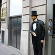 Paris:パリの看板