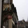 Strasbourg:ストラスブールの看板