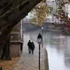 2011/11/13;川沿いのデート