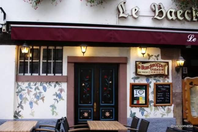 2011/11/13;メルヘンチックな絵のレストラン