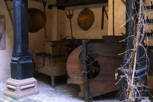2011/11/13;アルザスの農機具