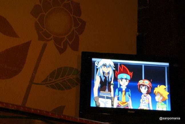 2011/11/13;ベーゴマアニメ