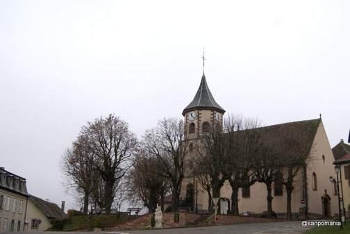 2011/11/15;ツェレンベルグの教会