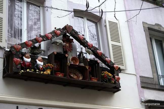 2011/11/15;アルザス風の陶器の飾り