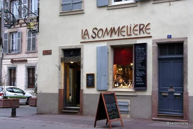 2011/11/17;ラ・ソムリエールの外観