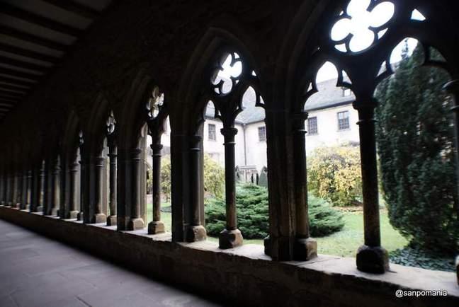 2011/11/16;中庭の回廊;ウンターリンデン美術館