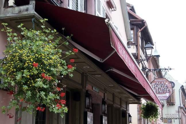 2011/11/16;レストランの軒先