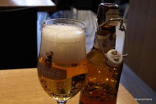 2011/11/16;タルトフランベにはビール