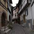 Eguisheim:エギスアイムの町並み