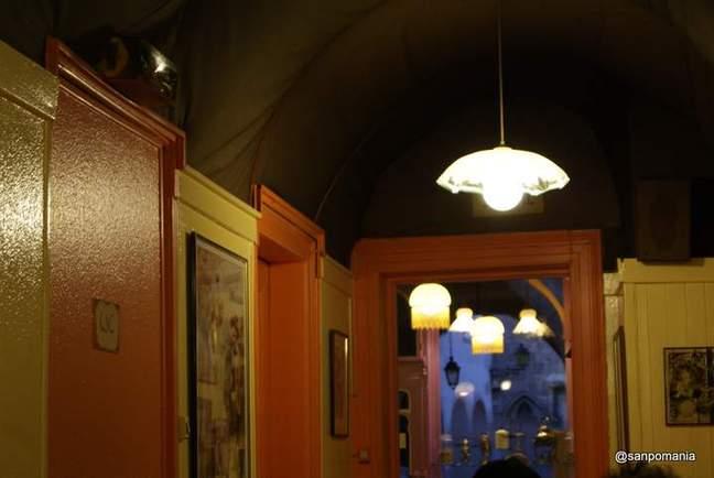2011/11/16;店内の様子;オ・クロワッサン・ドール