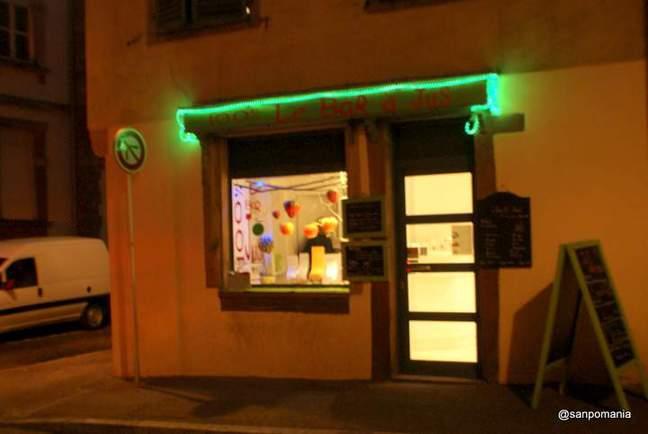 2011/11/16;フレッシュジュースとスープ屋のお店。