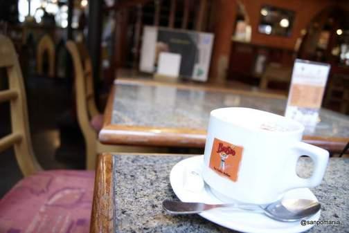 2011/11/17;コーヒー;ブラッスリー デ ドミニカン