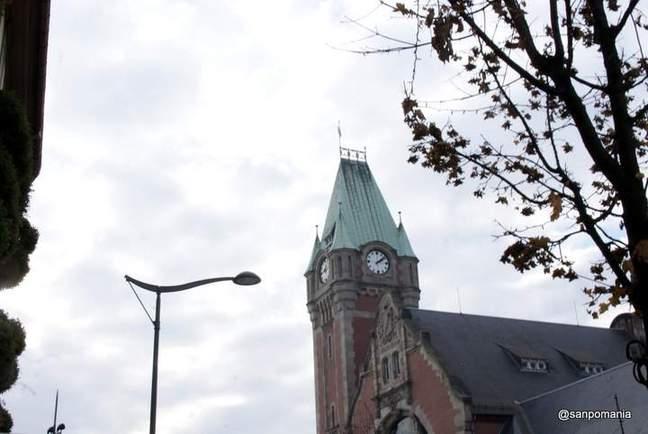 2011/11/17;コルマール駅