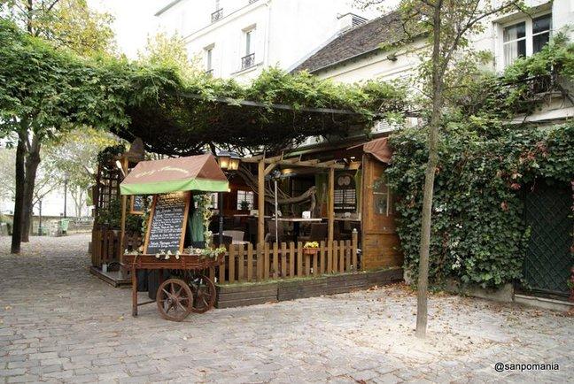 2011/11/18;途中で見つけたカフェ