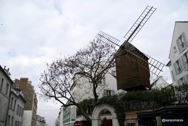 2011/11/18;Moulin Radet:ラデの風車