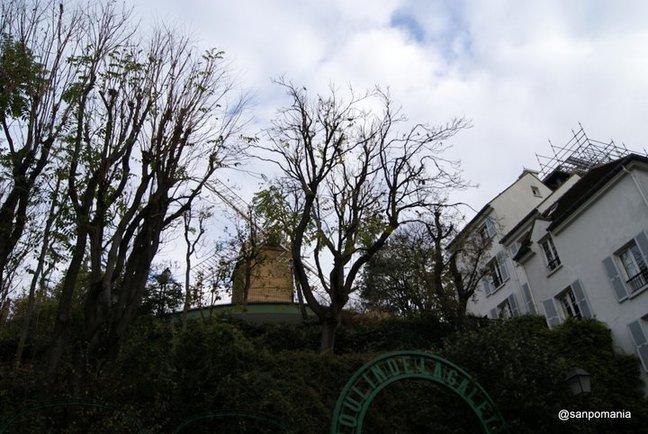 2011/11/18;Moulin de la Galette:ムーラン・ド・ラ・ギャレット