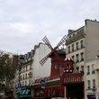 Moulin:モンマルトルの風車