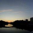 :セーヌ川沿い早朝散歩