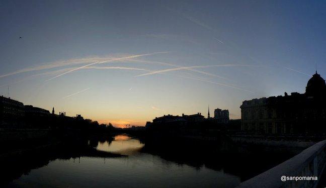 2011/11/19;シャンジュ橋からの眺め