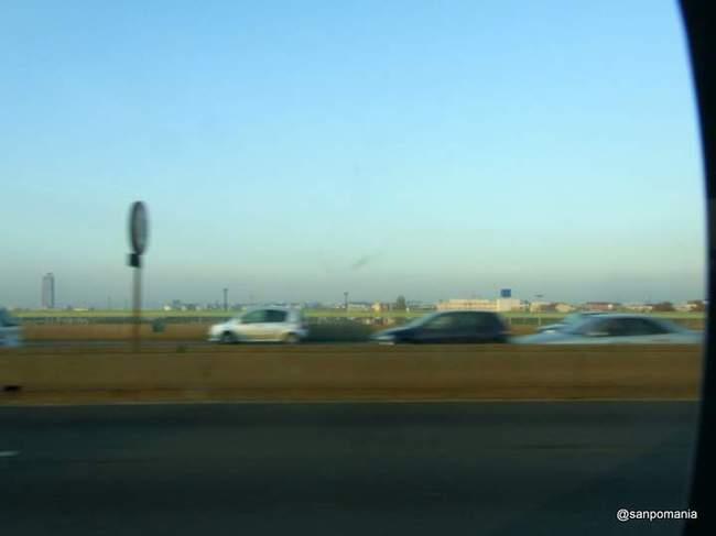 2011/11/20;ロワシーバスからの眺め
