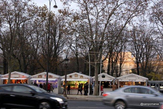2011/11/18;パリのマルシェドノエル