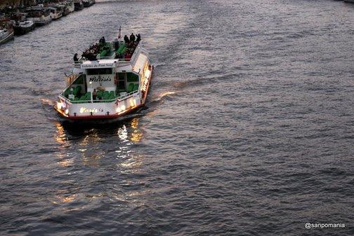 2011/11/18;屋形船
