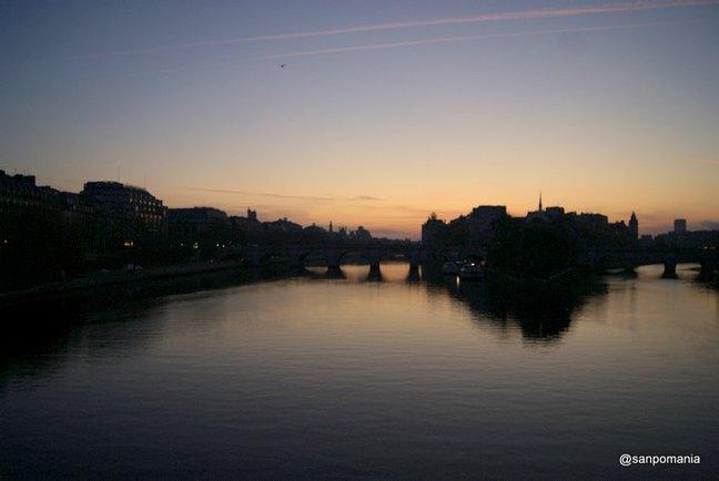 2011/11/19;ポンデザールからの眺め