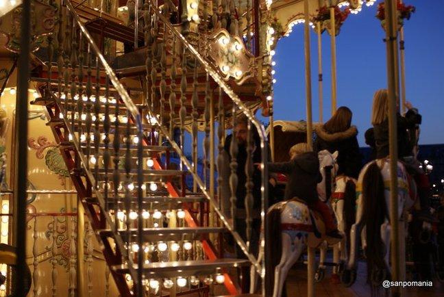 2011/11/19;宝塚のように両手を広げて歌いながら降りたくなる派手な階段