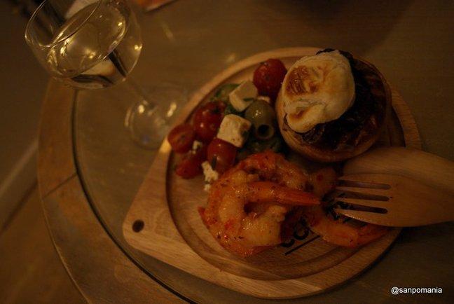 2011/11/18;Saint Pères Fleurs-Épicerieの最後のディナー