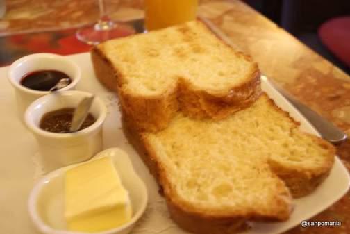 2011/11/20;ブランチのデニッシュ食パン