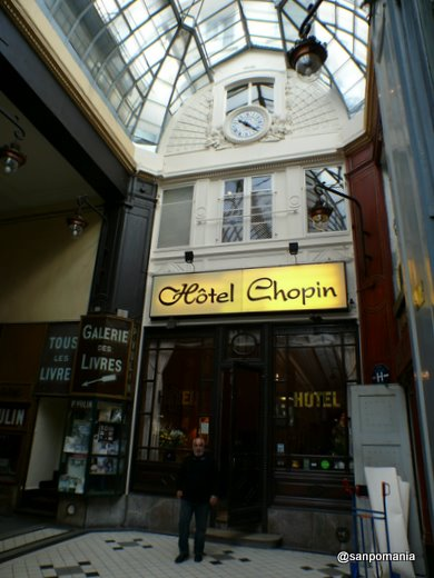 2007/10/22;ホテル・ショパン