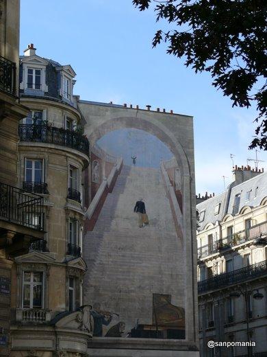 2007/10/22;壁アート