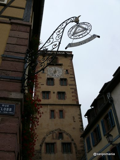 2007/10/26;Bouchers:ブシェール時計台