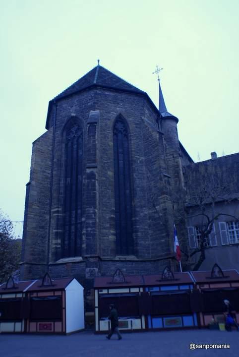 2011/11/16;ドミニカン教会前の広場