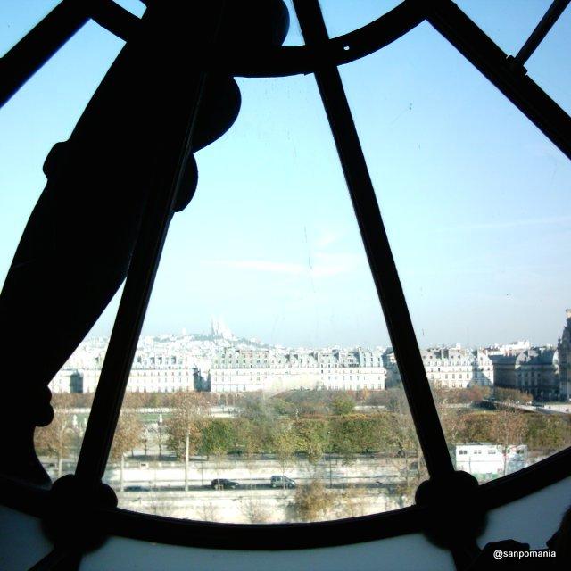 2011/11/19;時計裏からの眺め