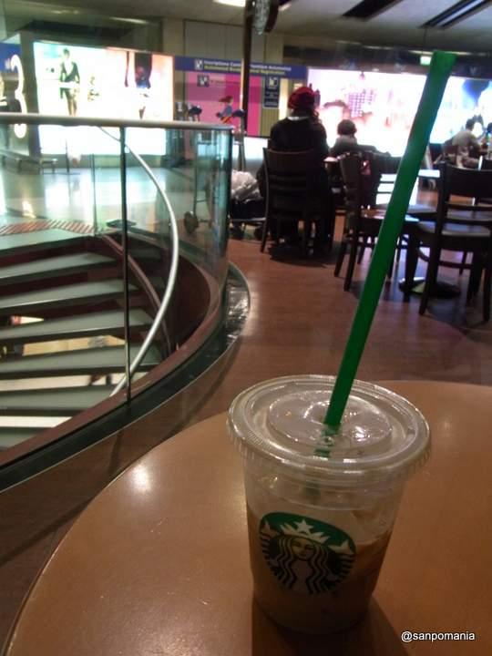 2011/11/20;空港にスタバが出来て便利