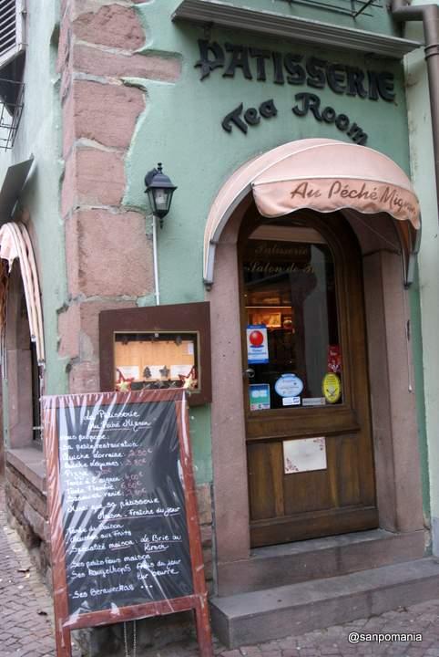 2011/11/16;入口は建物の側面