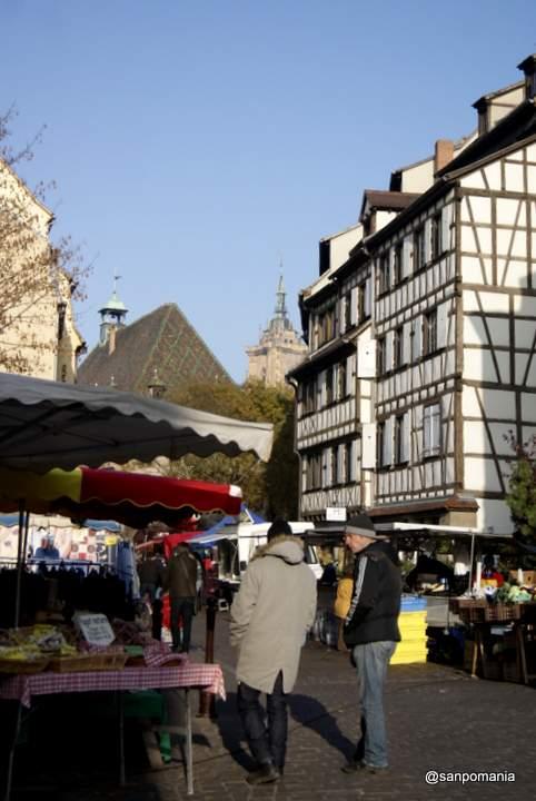 2011/11/17;Rue des Tanneursのマルシェ