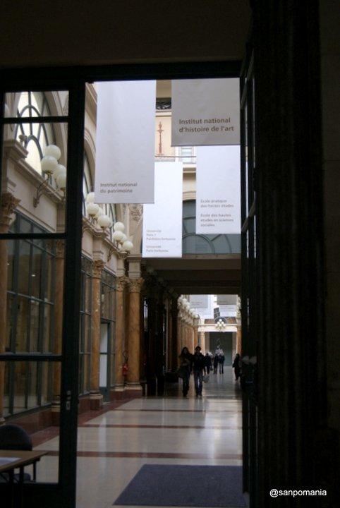 2011/11/18;ギャラリーコルベールの様子