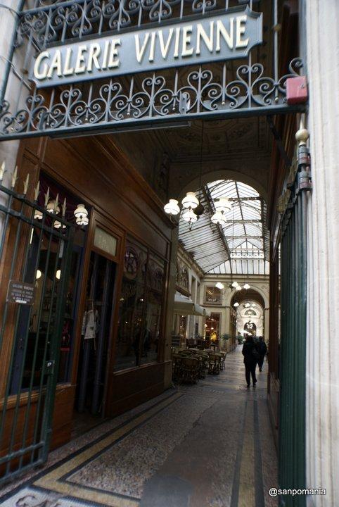 2011/11/18;ヴィヴィエンヌの入り口