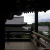 2009/07/26;山門から見た本堂