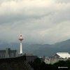 2009/07/26;京都タワー from 東福寺