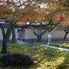2010/12/05;黄梅院の前庭