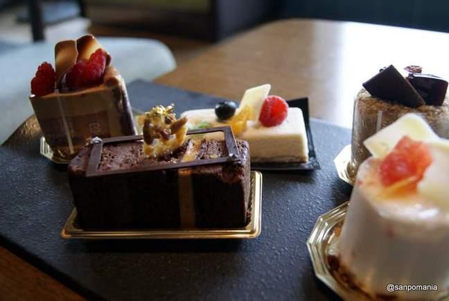 2012/07/13;ARGOのデザートは難しい選択