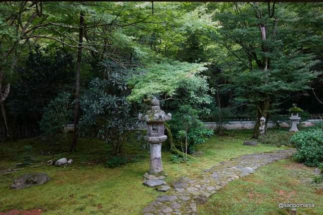 2012/09/16;石水院の前庭