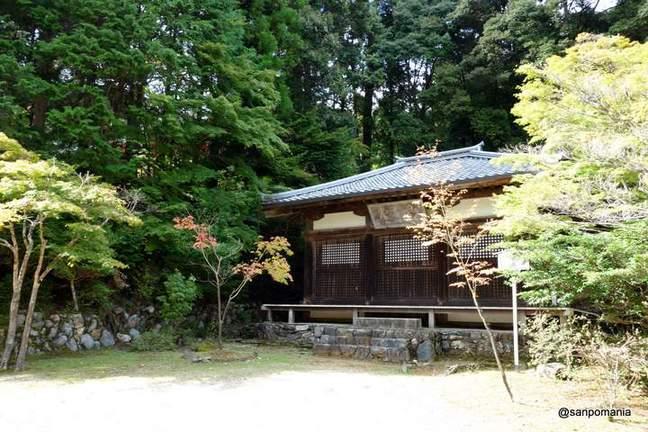 2012/09/16;神護寺の明王堂
